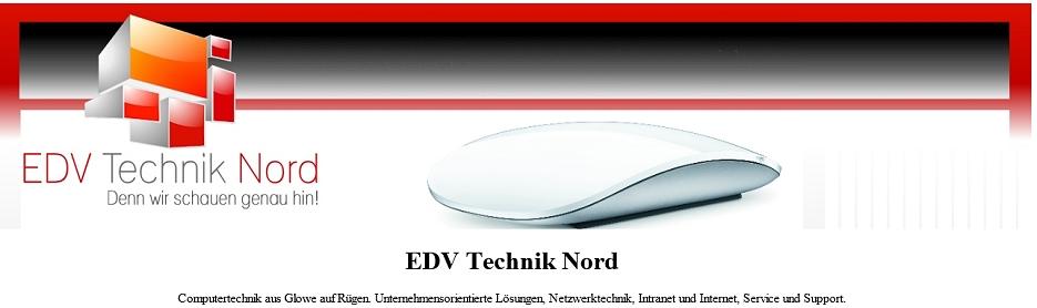 Rügen Computer Reparatur und Konfiguration - EDV-Technik Nord